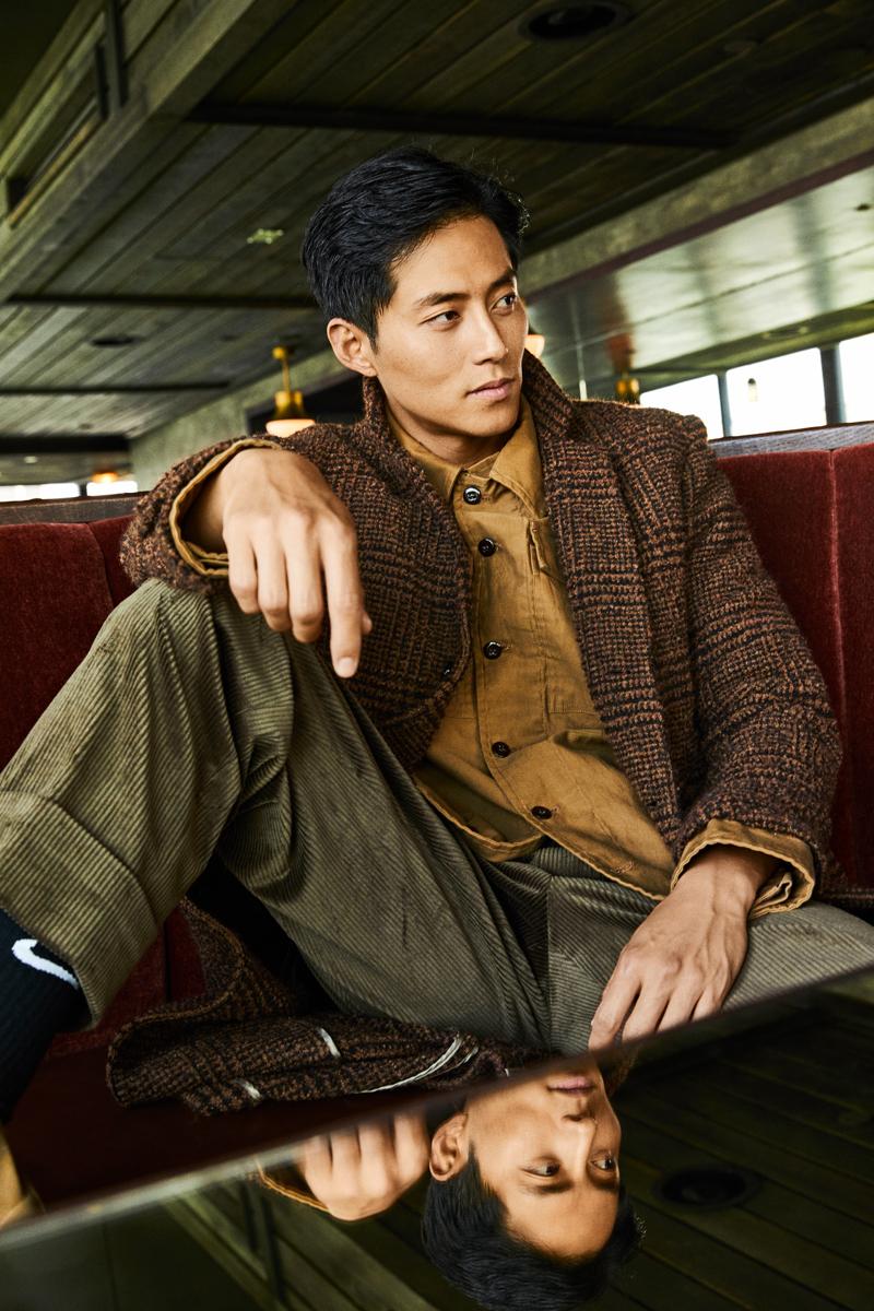 Lim Hoo Seok for Esquire