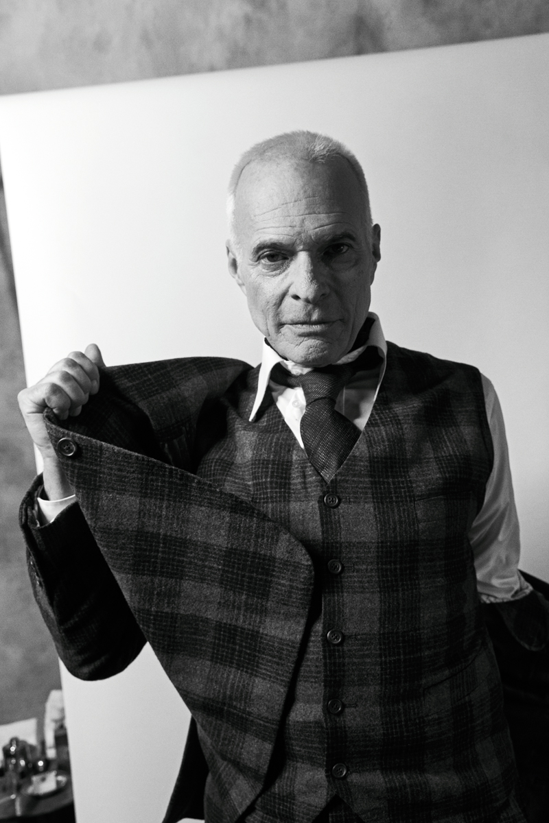 David Lee Roth for Vogue