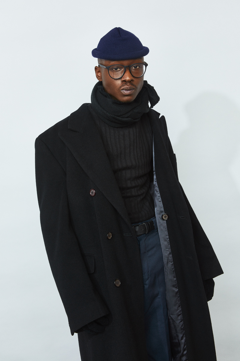 Ashton Sanders at Sundance 2019 for Getty Entertainment