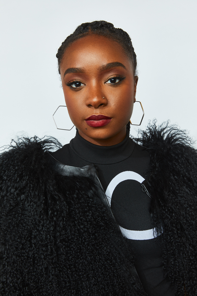 Kiki Layne at Sundance 2019 for Getty Entertainment