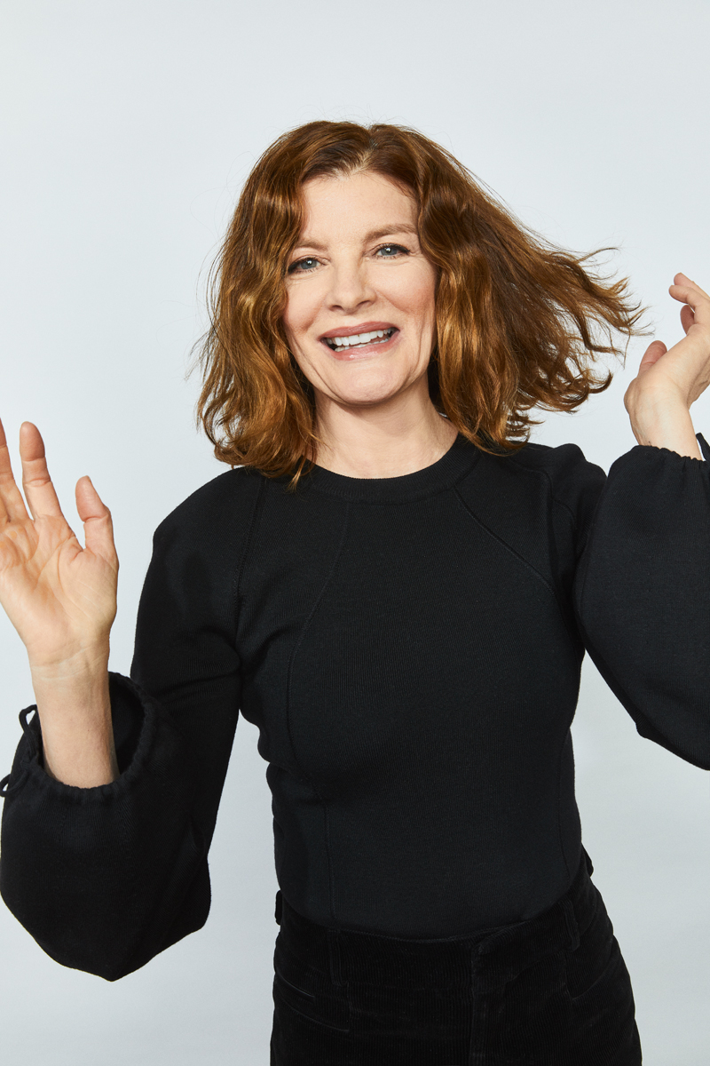 Rene Russo at Sundance 2019 for Getty Entertainment