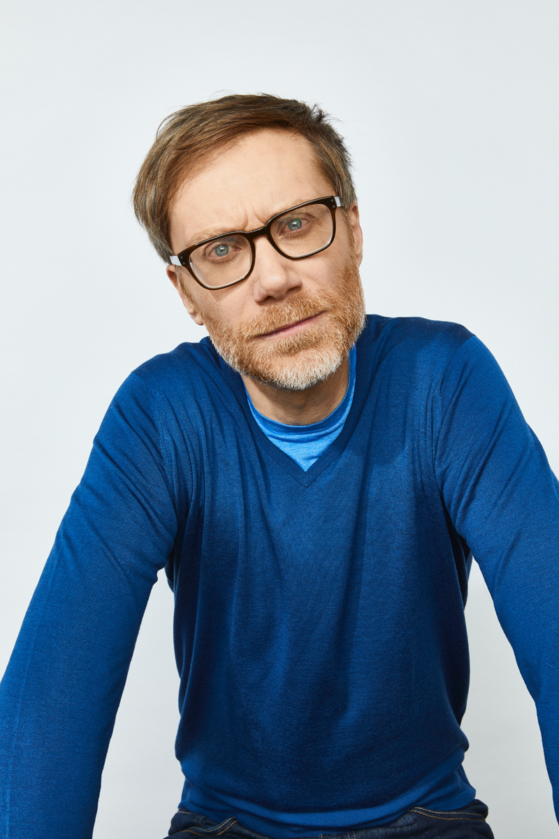 Stephen Merchant at Sundance 2019 for Getty Entertainment