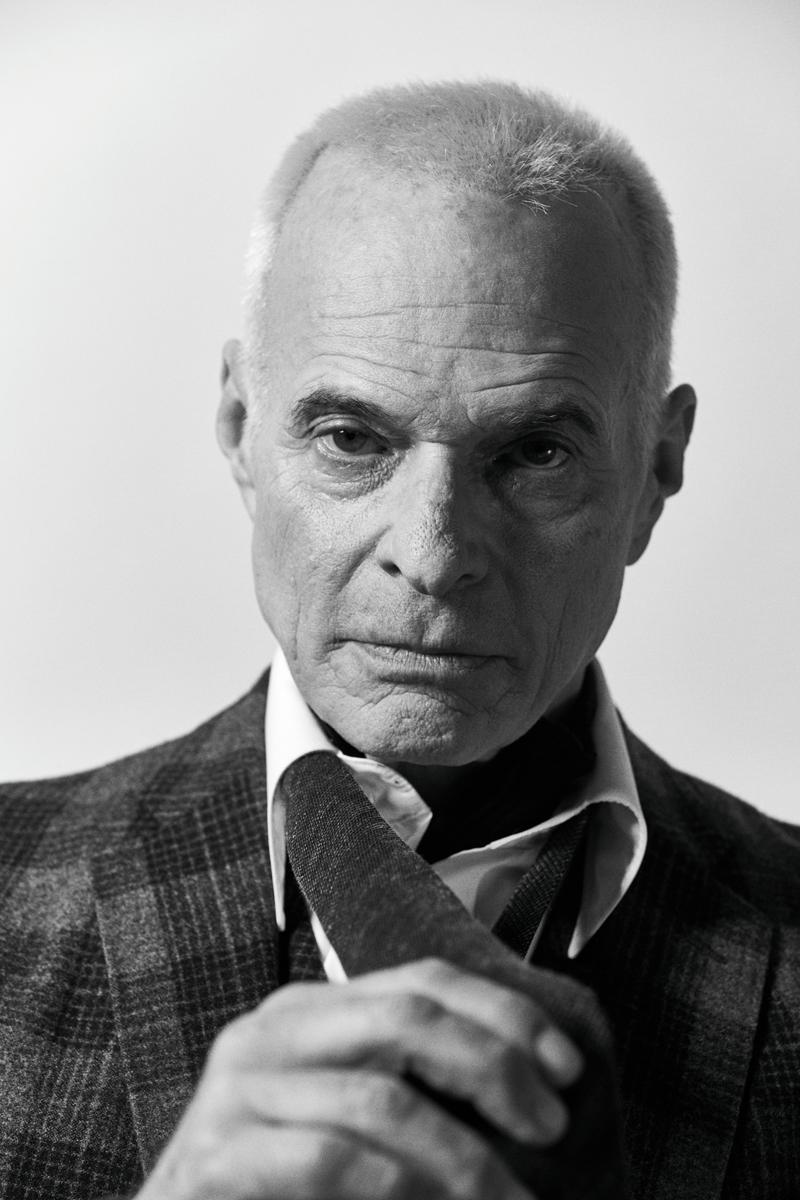 David Lee Roth for Vogue