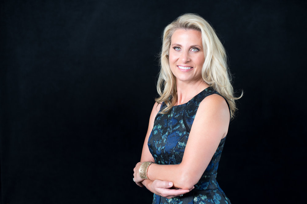 Headshot for corporate woman in Santa Rosa, CA
