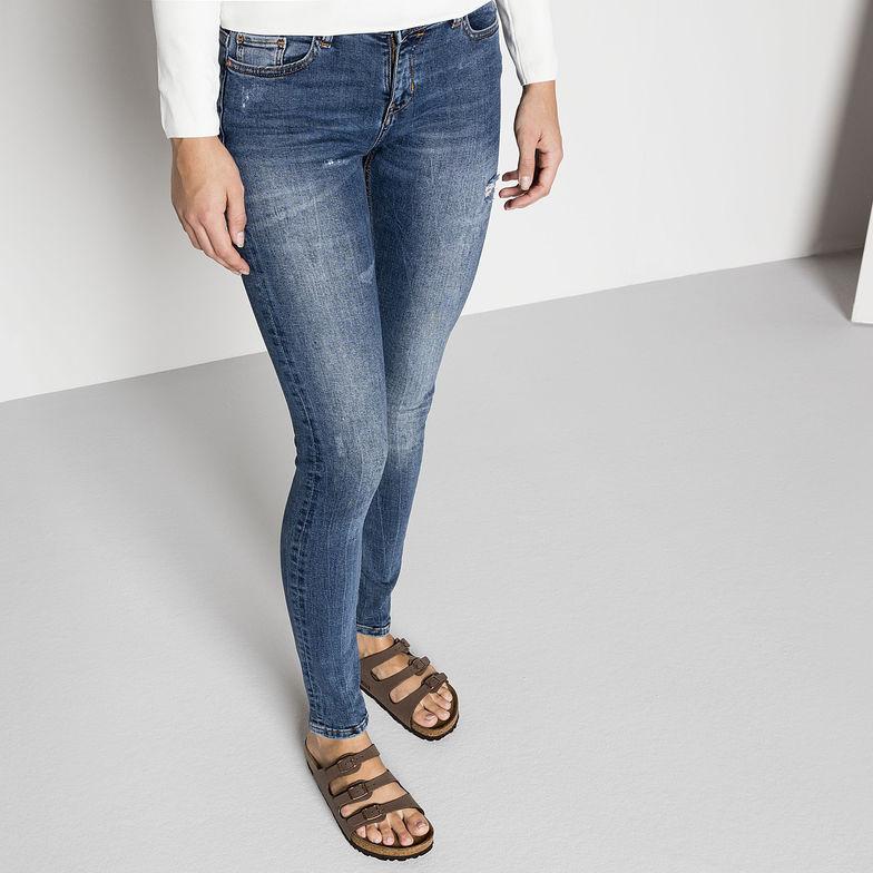 7f97701c8a3 Florida Soft Footbed Birkibuc Mocha — Masada Leather