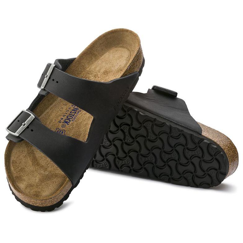 e766e4149ef5 Arizona Soft Footbed Black