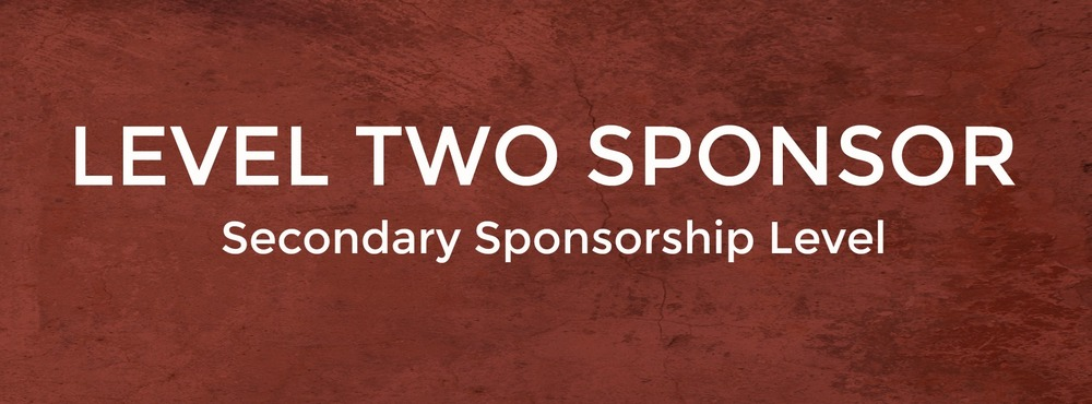 intended for internet based sponsors, out of state, and/or those unable to attend the event. this package does not include promotional printed or video display at the event, nor inclusion of the event sponsor table. Click for more details.