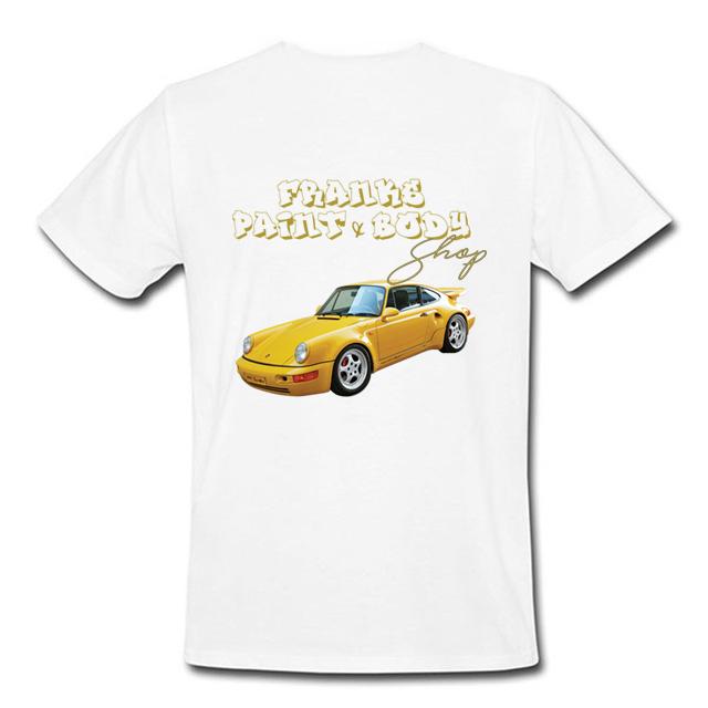 Franks Body Shop >> Franks Body Shop T Shirt Non Identifie