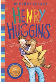 HENRY HUGGIN BY BEVERLY CLEARY
