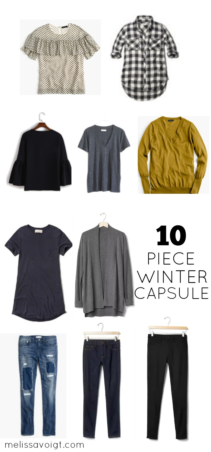 Winter Capsule Wardrobe For 2017 And 2018: HOW TO CREATE A 10 PIECE WINTER CAPSULE WARDROBE
