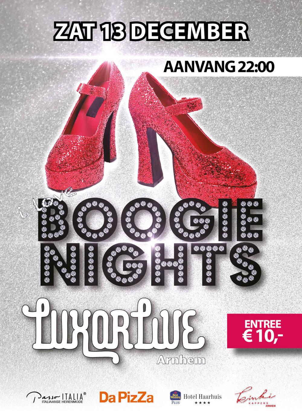 Luxor Live - Boogie Nights