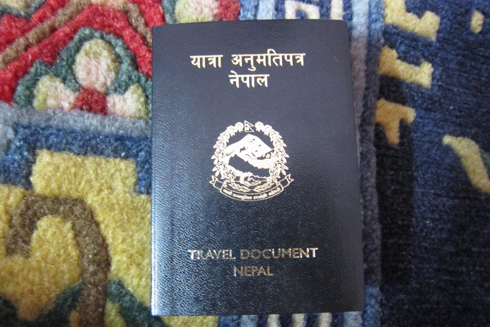 Nepal Travel Document