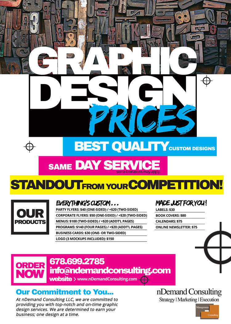 Commercial small business small business government experts graphic design pricing flyerg colourmoves