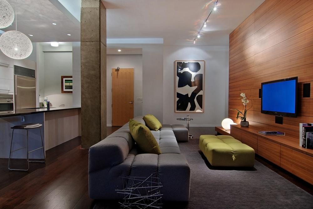 Modern Penthouse -