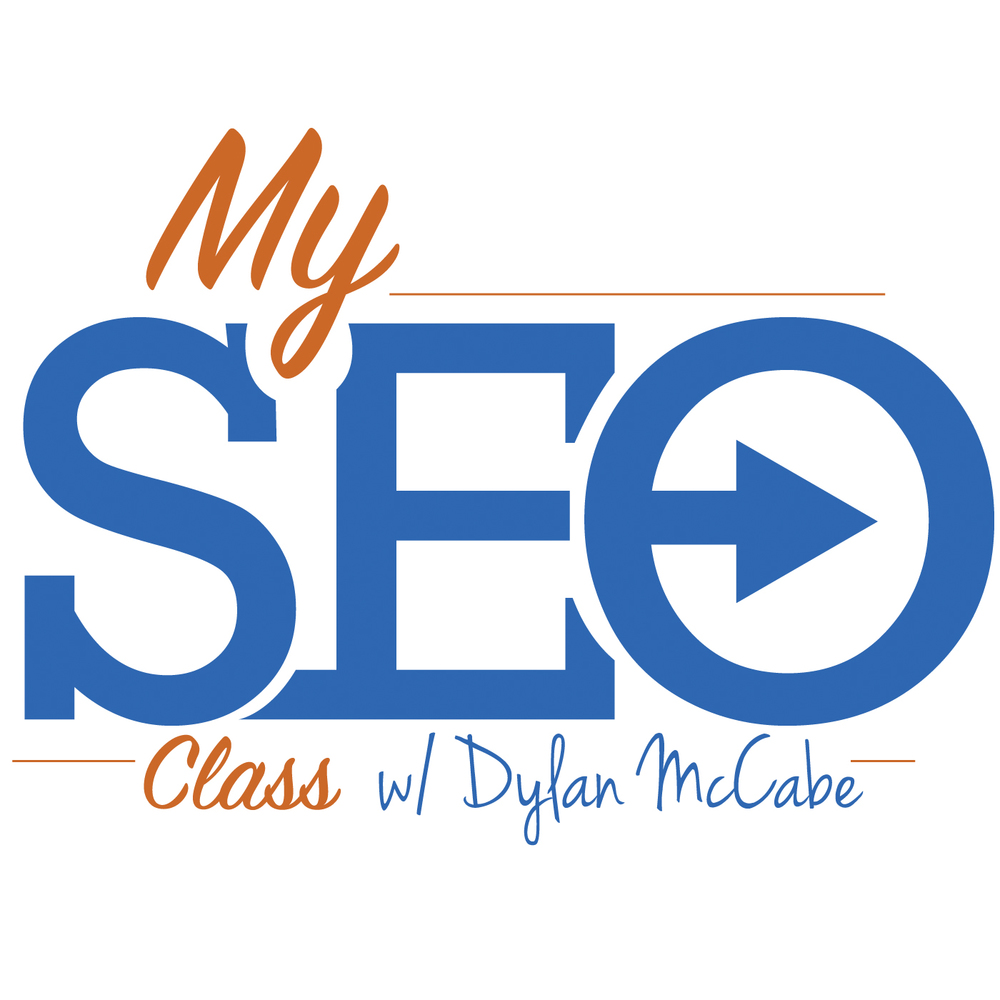 Logo created for client's SEO podcast