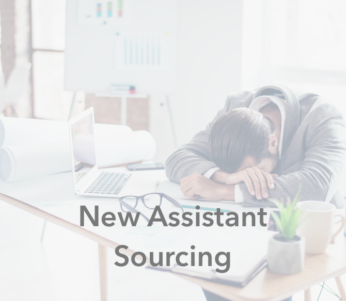 Overworked Executive needs an Assistant