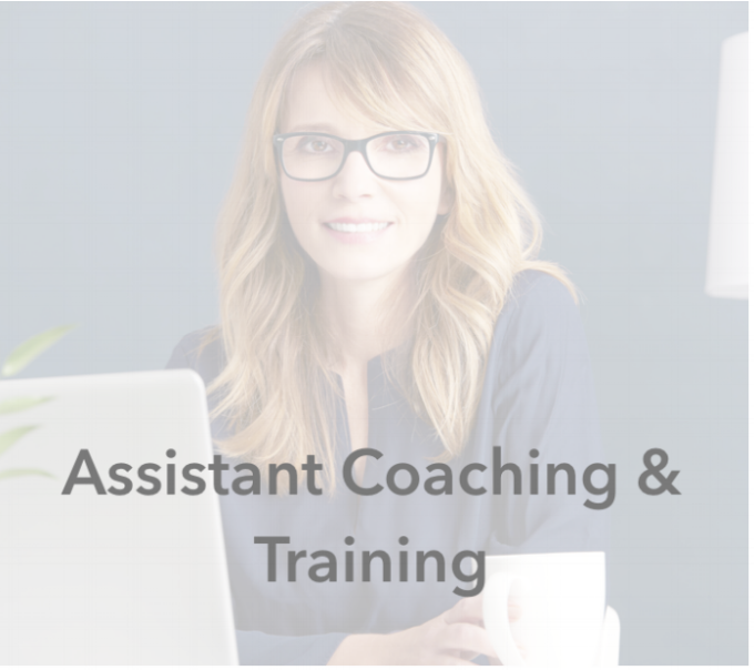 Assistant Coaching & Training 8 weeks with Jennifer