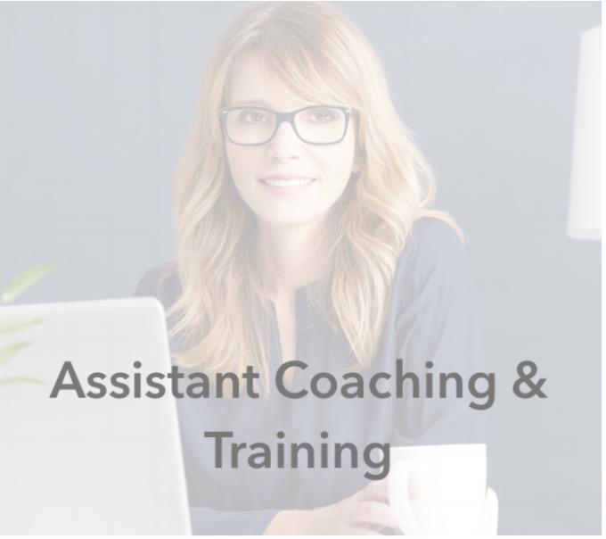 Assistant Coaching & Training 8 weeks with Jennifer