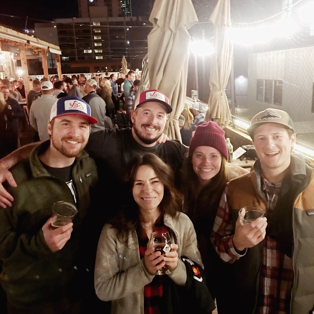So great to see some of our favorite locals who have made the move to Denver