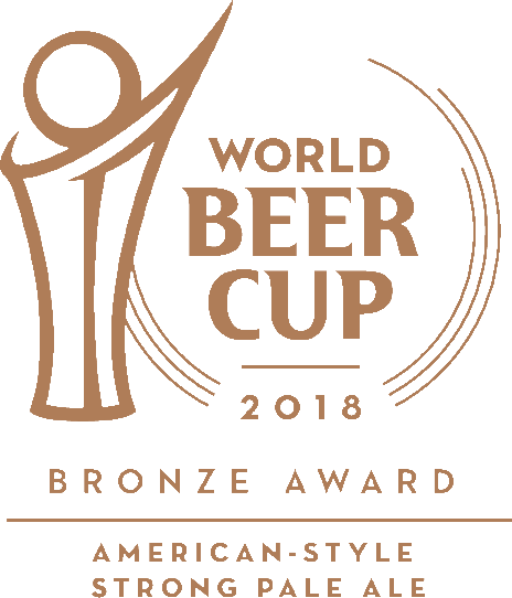 world Beer cup bronze award.png