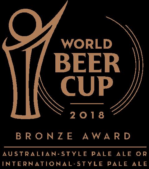 world Beer cup bronze award petes.png