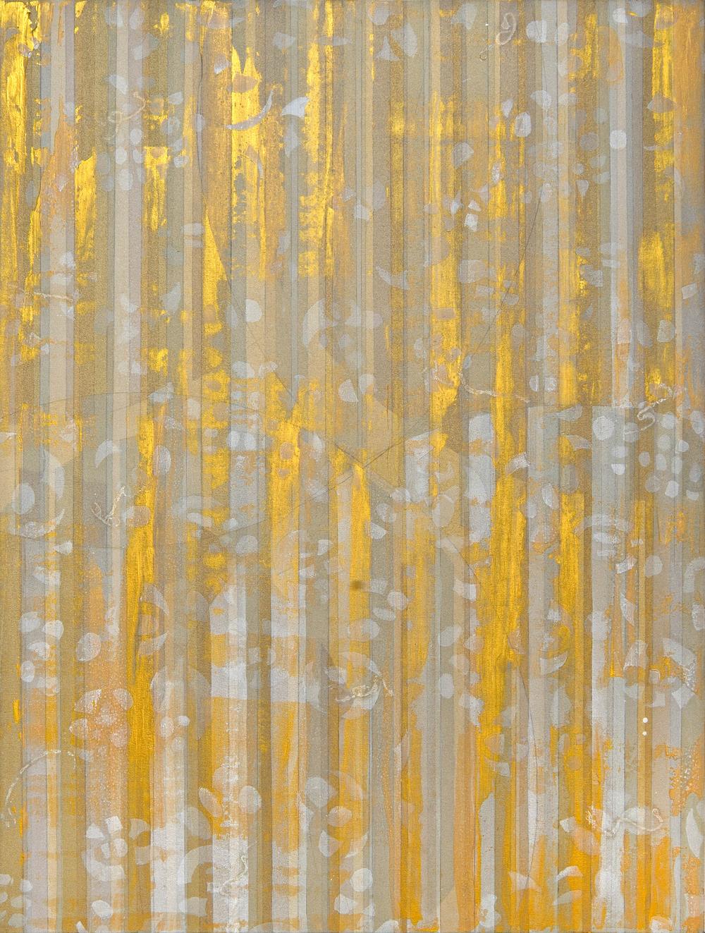 "Liminal Spaces  50 Elizabeth Chandler EC1045 Acrylic on Canvas 56"" x 42"""
