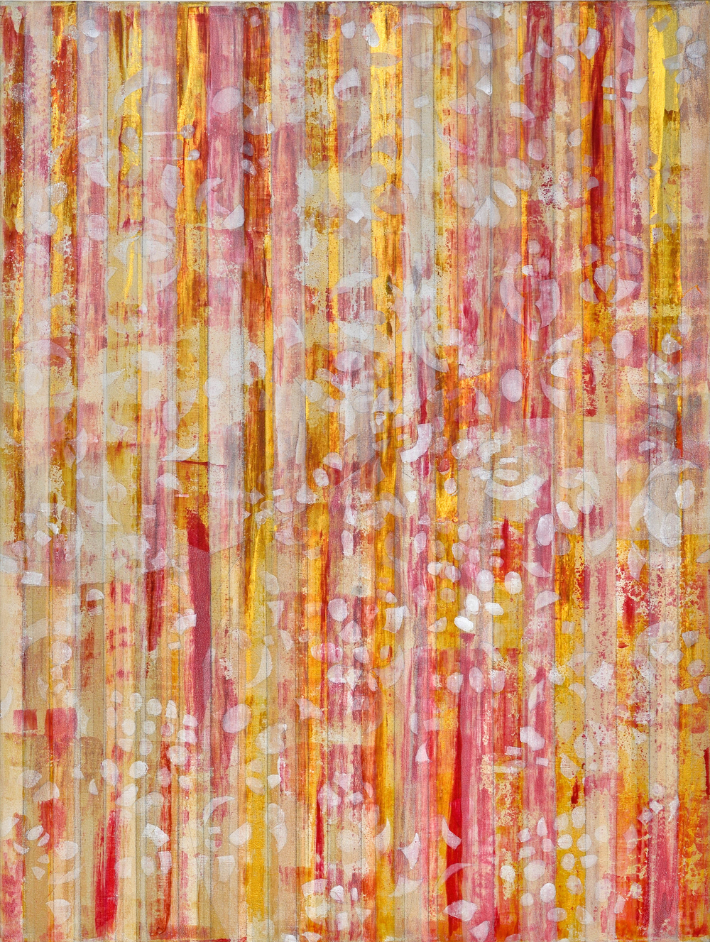 "Liminal Spaces  49 Elizabeth Chandler EC1040 Acrylic on Canvas 56"" x 42"""