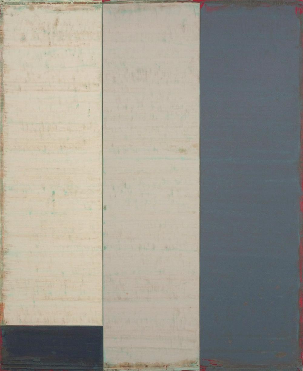 "Terraplane #8  Steven Alexander SA787 Acrylic on Canvas 22"" x 18"""
