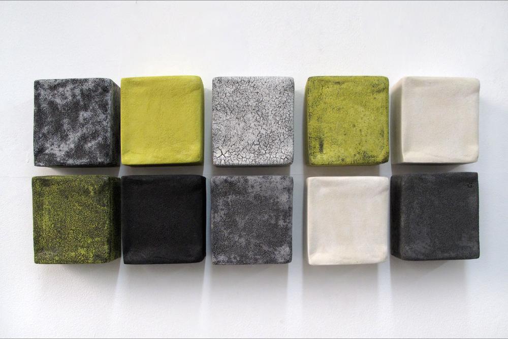 Ceramic Texture Square