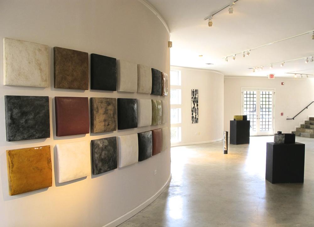 """Kathy Erteman Ceramic Texture Square 15"""" x 15"""" (Individual)"""