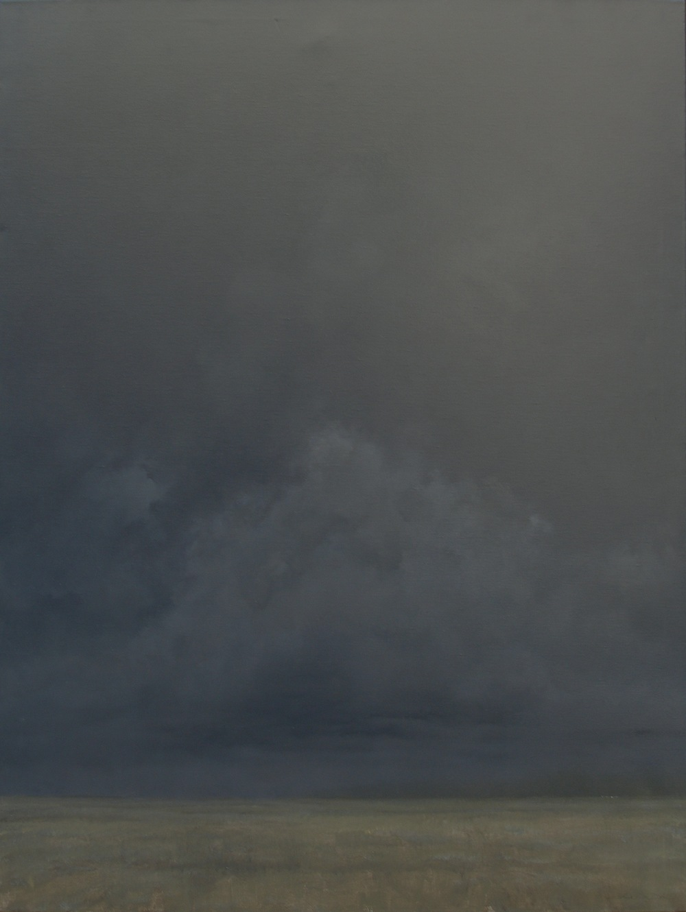 "Nocturne  Chris De Dier DD 119 Oil on Canvas 48"" x 36"""