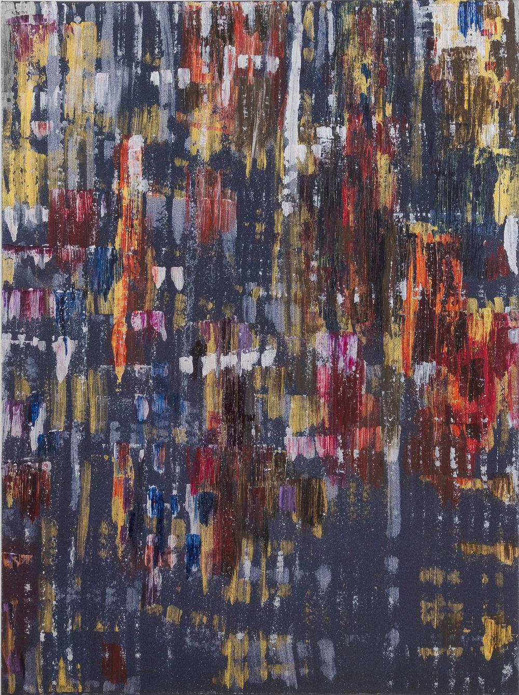 "Liminal Spaces 171 Elizabeth Chandler EC1094 Acrylic on Canvas 60"" x 45"""
