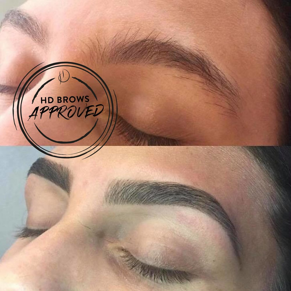 High Definition Brows Utopia Beauty Salon