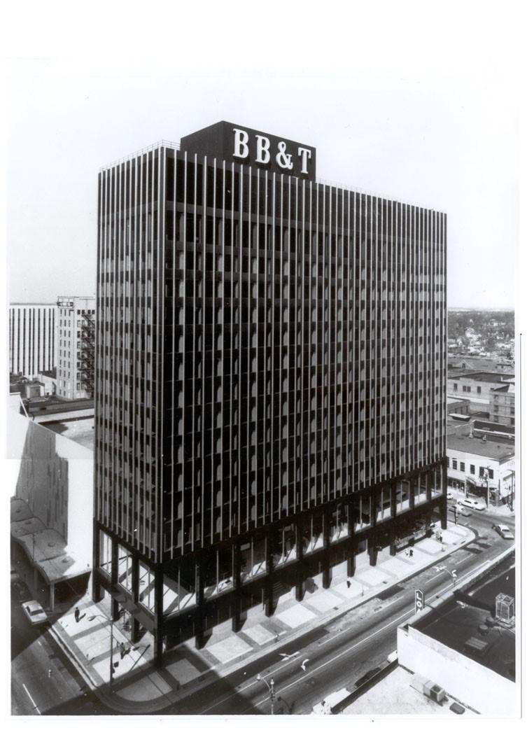 BB&T Building, 1965