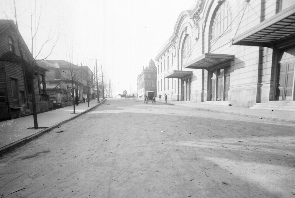 Old City Auditorium entrance_Davie Street looking west.jpg