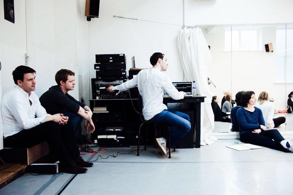 Luca Truffarelli, Robbie Blake, sound design for Jessie Keenan in EMBODIED, Dublin Dance Festival 2016.jpg