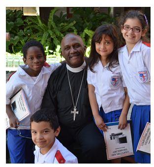 bishop with children.JPG