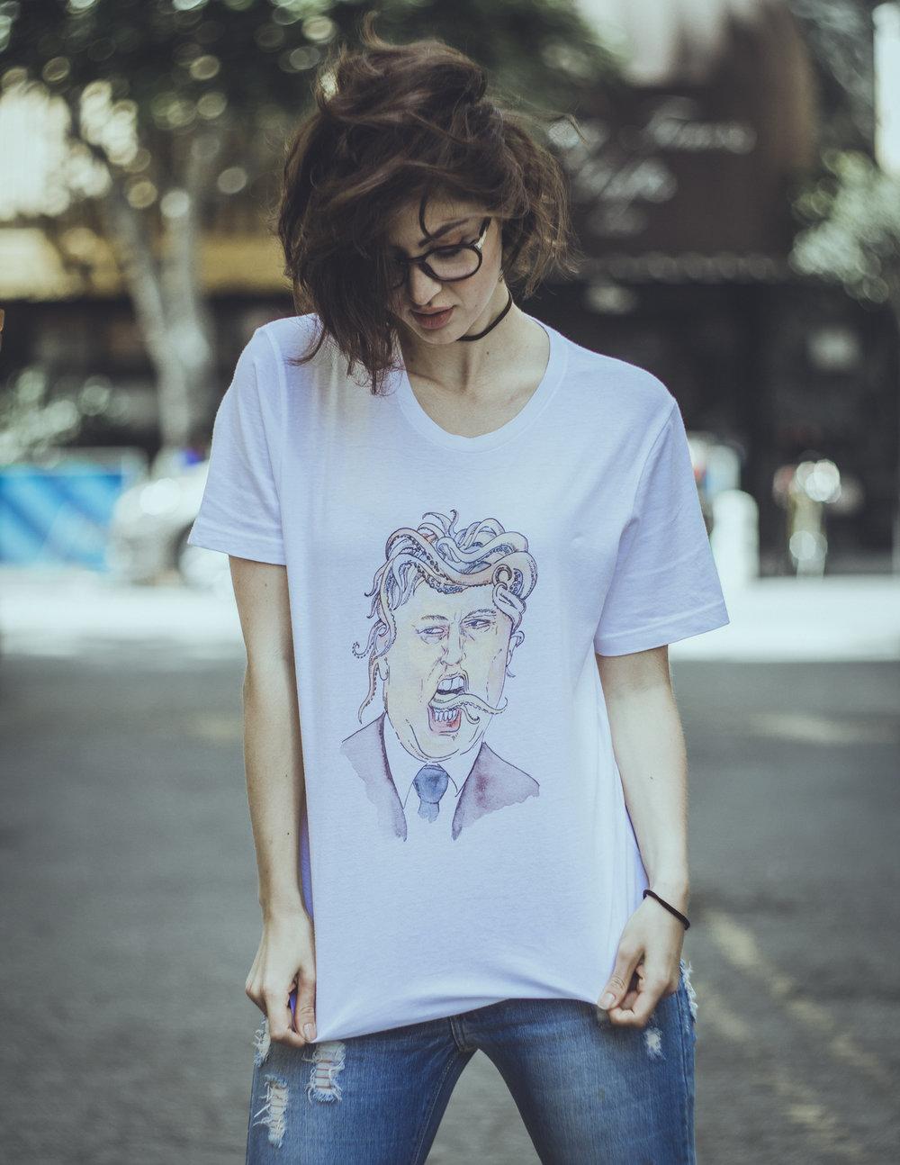 trumptopustshirt