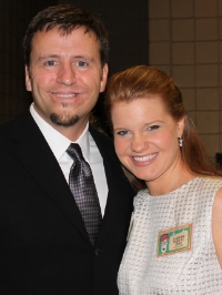 Allison Long & her husband Kip