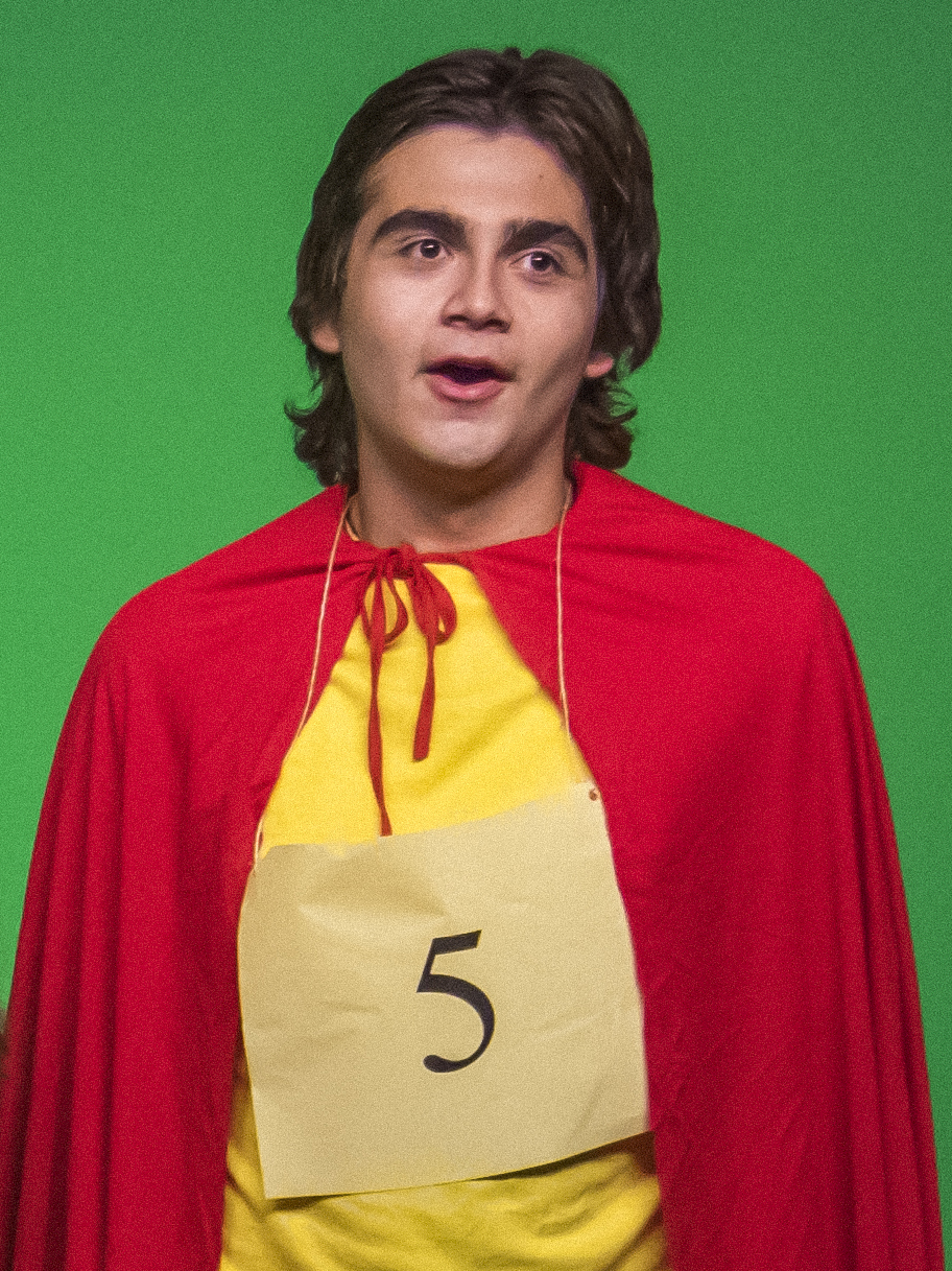 Leaf Coneybear, played by Daniel Jaramillo, is just one of the unique characters found in the PPP's upcoming show.
