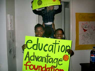 We love Education Advantage Foundation