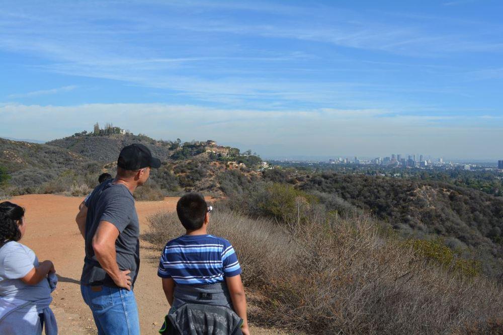 hiking 2 - looking over LA.JPG