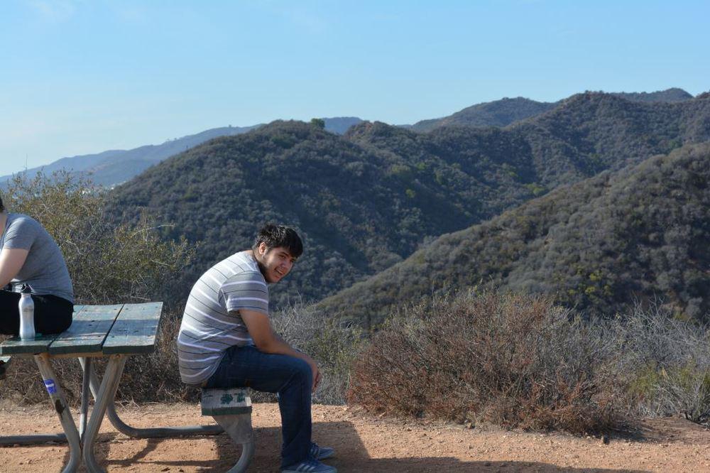 Hiking 4 - Taking a break.JPG
