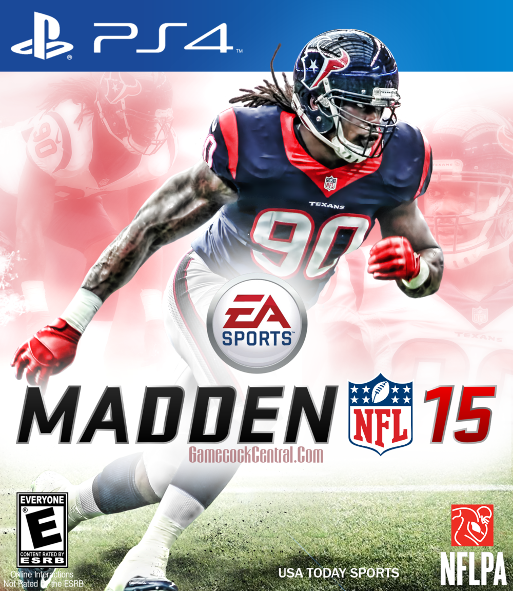 madden 15 official cover - photo #16