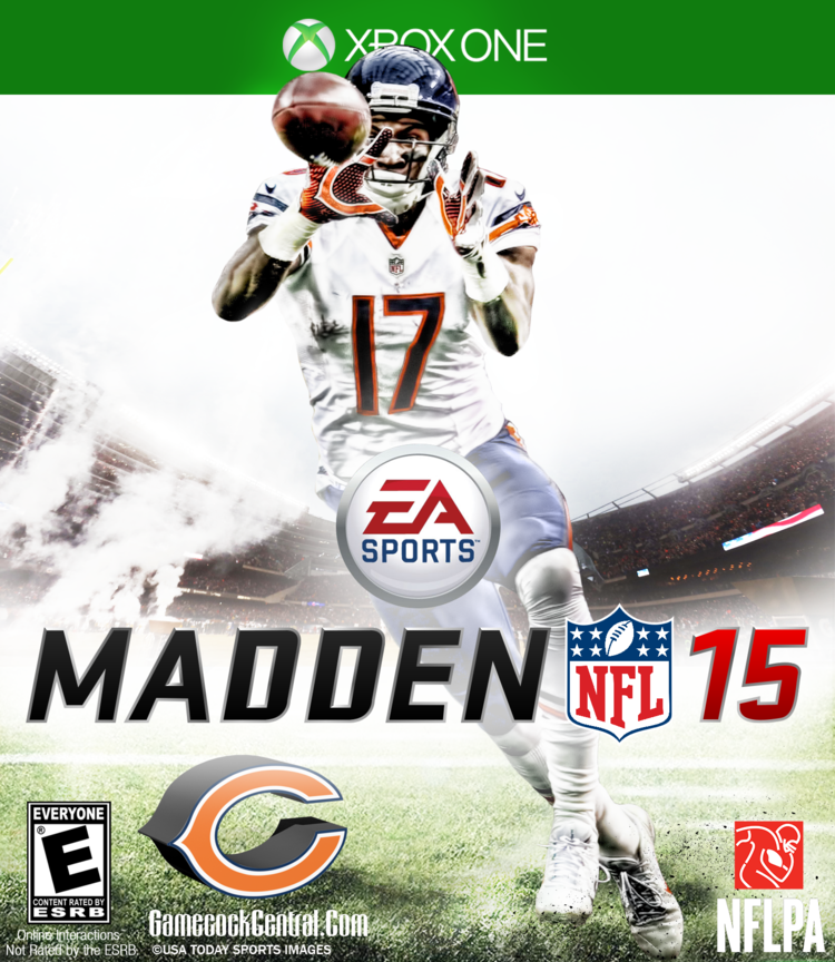 Madden Cover 2014
