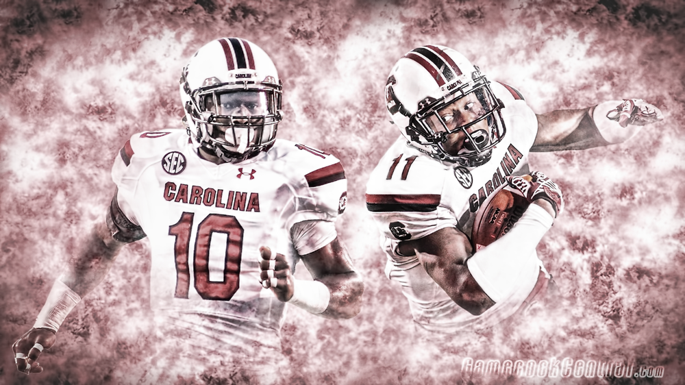 Skai Moore/Pharoh Cooper-Chris Gillespie