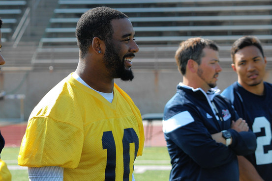 Former Clemson quarterback Tajh Boyd is one of the bigger names in the FXFL