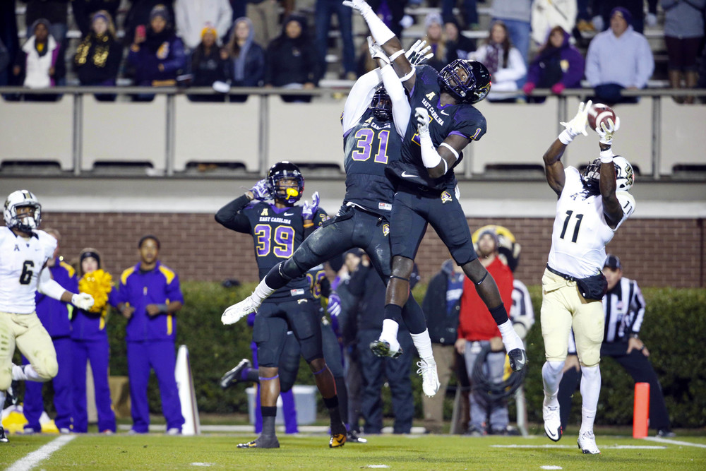Swing and a miss, ECU secondary.
