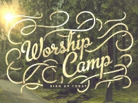 Register here for Worship Camp