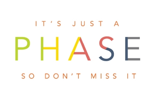 A parent has 936 weeks between a child's birth and graduation. We don't want you   to miss whats happening during the critical phases of growing up. We want to walk with you through these phases. Click through this link for more information.